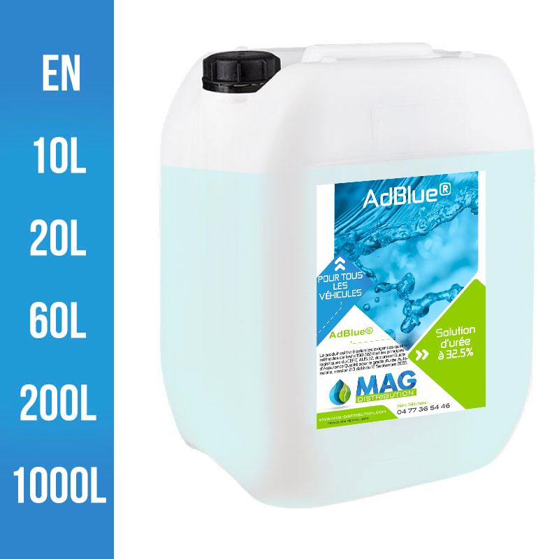 AdBlue® Mag Distribution