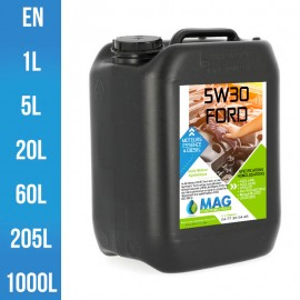 Huile Moteur 5W30 Ford