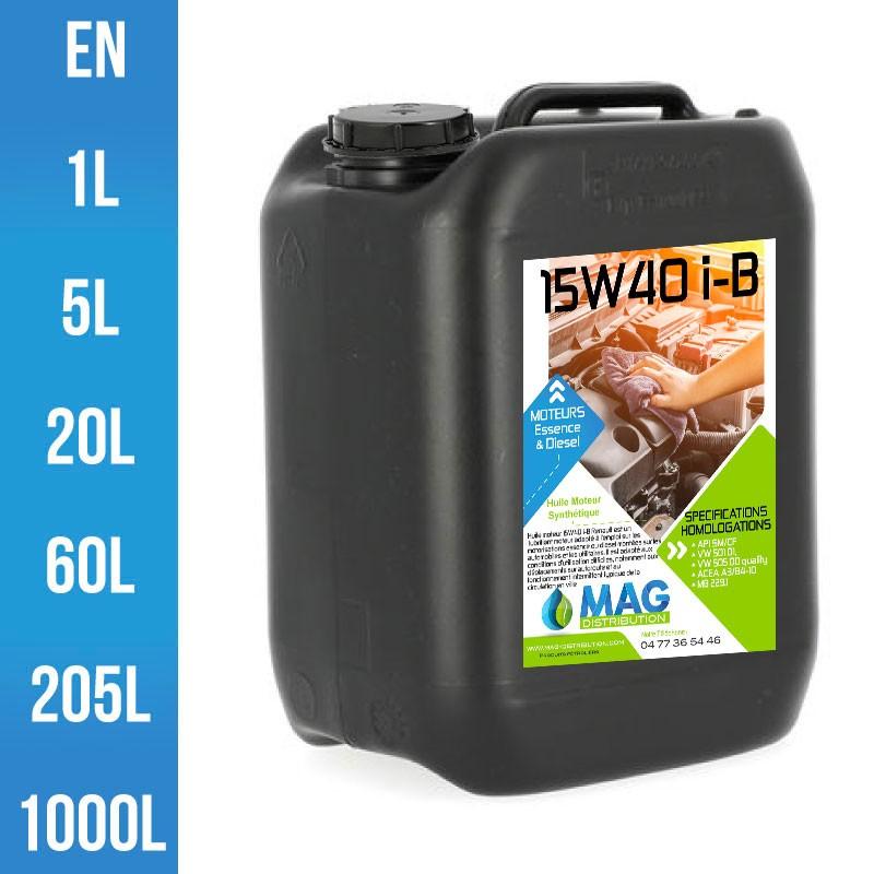 Huile moteur 15W40 i-B BMW