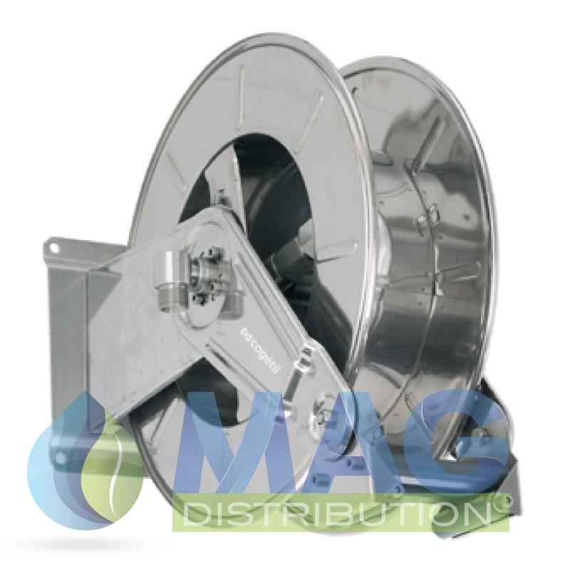 Enrouleur automatique acier Inox AdBlue®