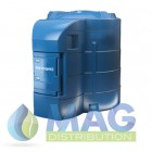 Cuve de stockage Adblue Extérieure 9000 Litres