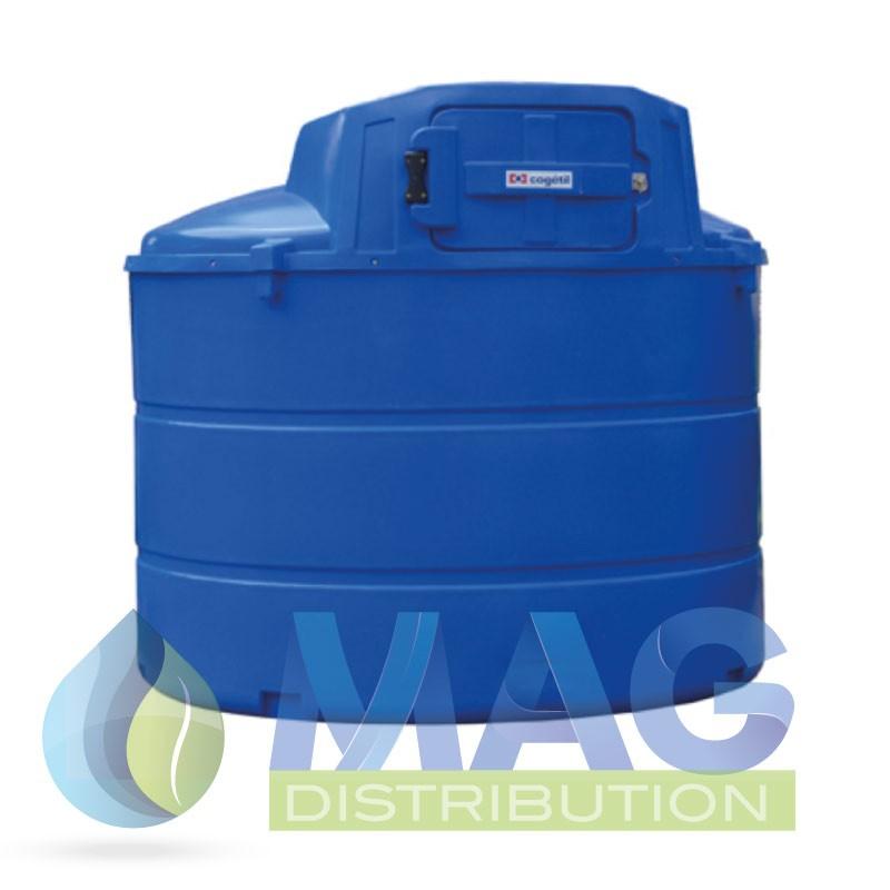 Cuve de stockage AdBlue® Extérieure 3500 Litres