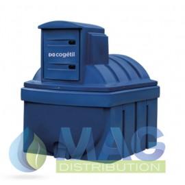 Cuve de stockage AdBlue® Extérieure 2500 Litres