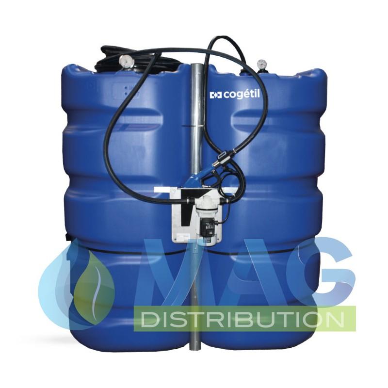 Cuve de stockage intérieure AdBlue® 2400L
