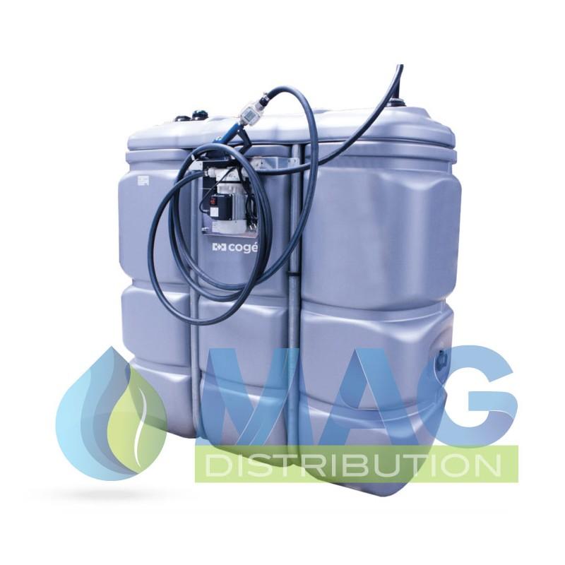 Cuve de stockage intérieure AdBlue® 1500L