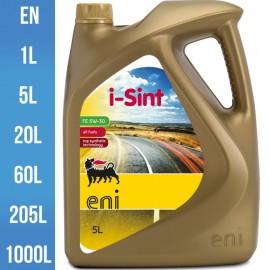 Huile moteur Eni i-Sint 5W-30 Fiat