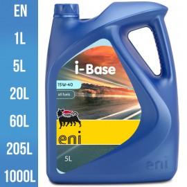 Huile moteur Eni i-Base 15W-40 minérale